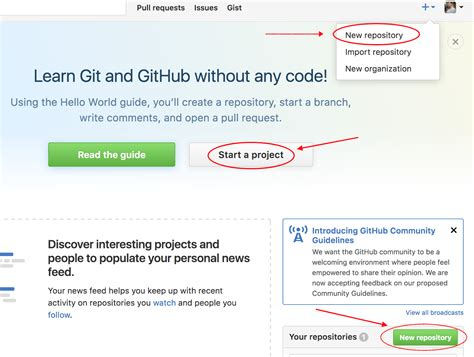 git tutorial create repository just another it blog github the basics 2 2