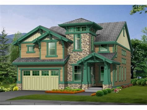 arts and craft house plans arts and crafts bungalow plans traintoball