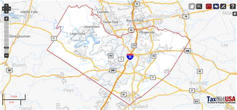 Travis County Property Records Travis County Property Search And Interactive Gis Map