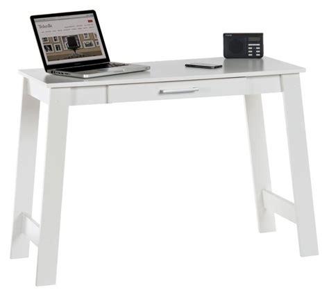 Trestle Desk Soft White White Trestle Desk