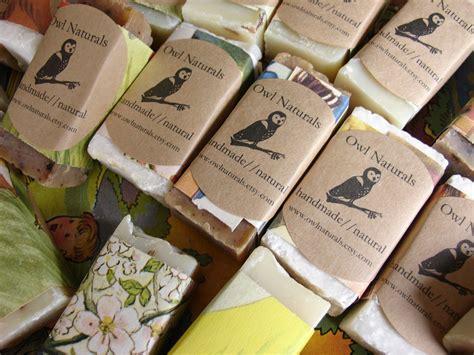 Handmade Soap Book - soap favors mini bar soaps wrapped in vintage childrens book