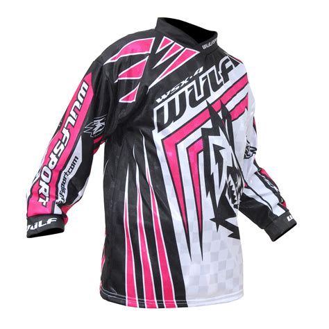 youth motocross jerseys wulf wsx 4 cub junior kids motocross trials dirt bike mx