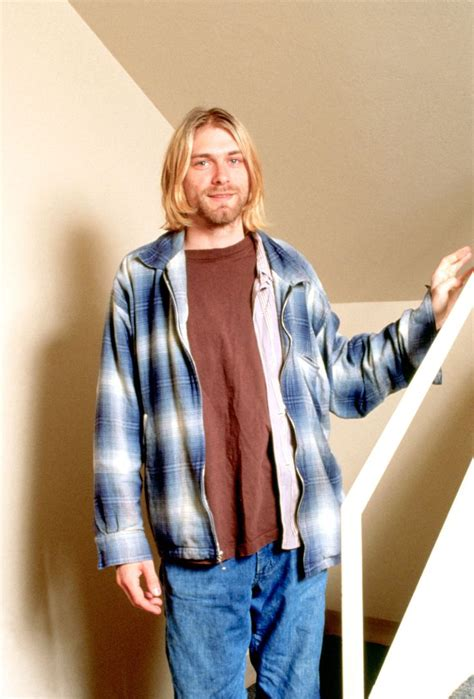 Wanna Buy Kurt Cobains Clothes Talk To by Kurt Cobain 8 13 93 Seattle Nirvana Kurt
