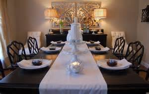 Dining Room Place Settings by Easter Table Setting Asian Dining Room Benjamin