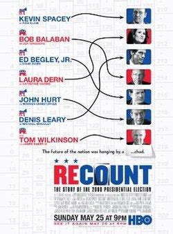 recount (film) wikipedia