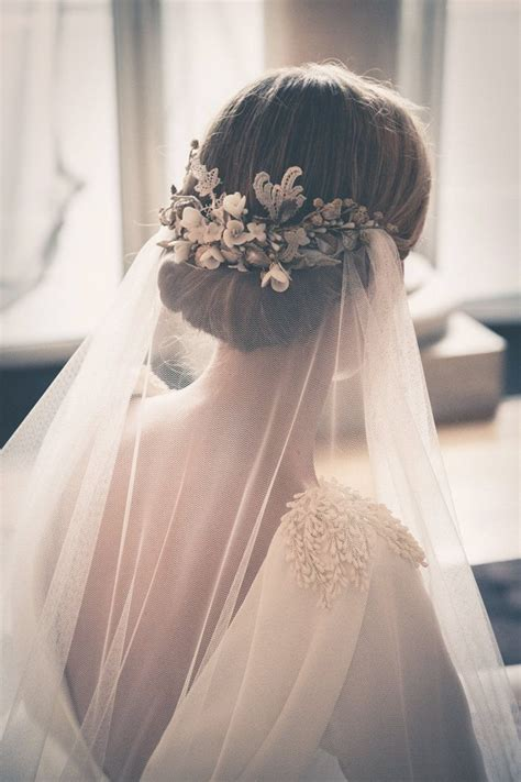 wedding hairstyles with veil best photos   Cute Wedding Ideas