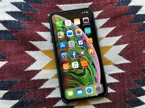 test de l iphone xs max igeneration