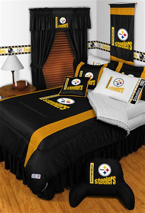 steelers bed set this item is no longer available