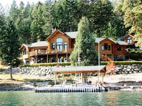 quot watersong quot luxury lakefront alpine log ho vrbo