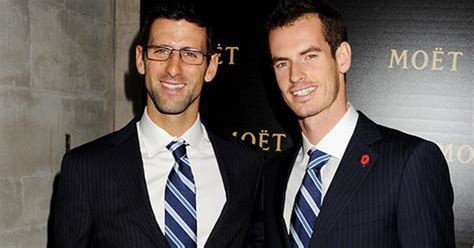 Will Andy Murray be Novak Djokovic's best man