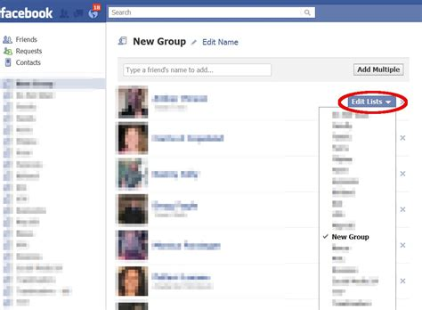 www facebook com friends invite friends button