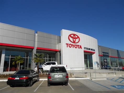 Sterling Mccall Toyota Used Cars Sterling Mccall Toyota In Houston Tx 713 270 3