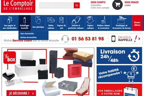 Le Comptoir De L Emballage comptoir de l emballage logistique e commerce