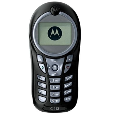 Hp Motorola C113 Motorola C113 Phone Photo Gallery Official Photos