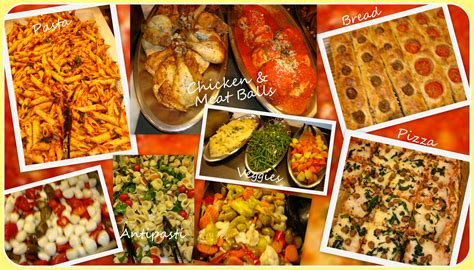 all food all italian food cooking wise from all world
