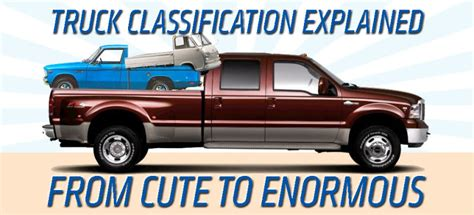 Size 2 7 Yo everything you need to about truck sizes classification