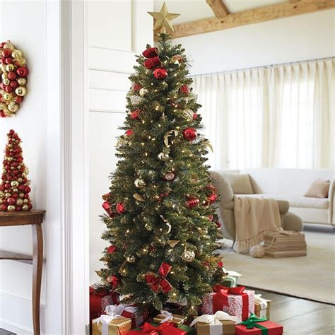 pictures of decorated pencil christmas trees top 7 pencil slim trees 2017 absolute