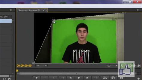 adobe premiere pro green screen how to chroma key in adobe premiere pro cs6 cs5 youtube