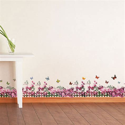 Personalised Bedroom Wall Stickers butterfly home decor decorating ideas