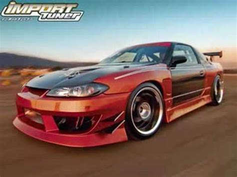 modified tuner cars custom tuner cars youtube