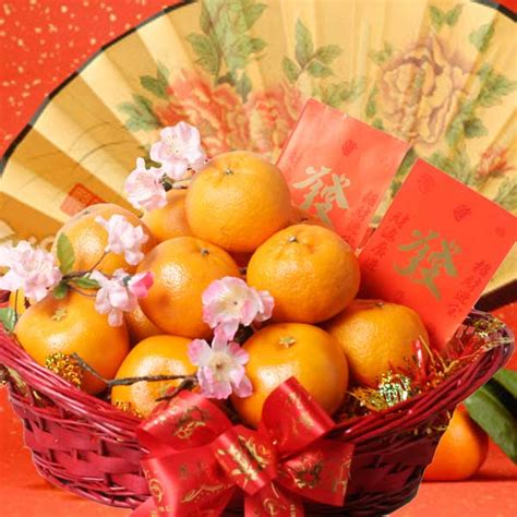 new year gift oranges new year her delivery singapore lunar
