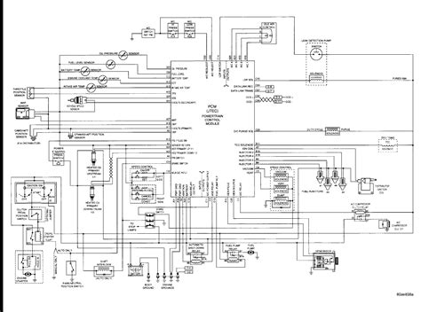 wiring diagram for 2005 jeep wrangler unlimited wiring