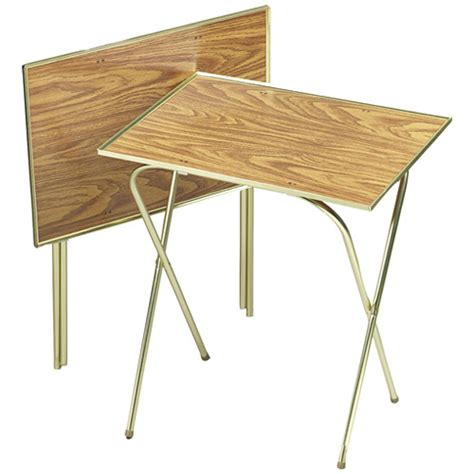 tray tables quaker 174 honey oak tray table 00358 tray tables ace