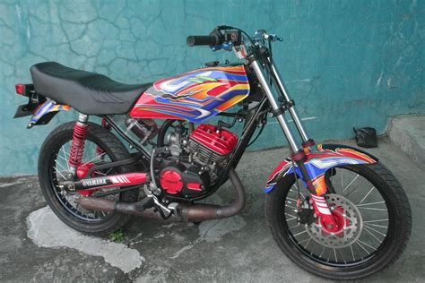 Modif Rx King Warna Pink top modifikasi motor rx king terbaru modifikasi motor