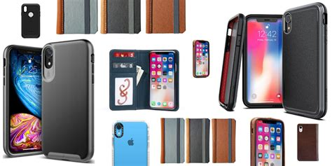 the best new iphone xr cases available now 9to5toys