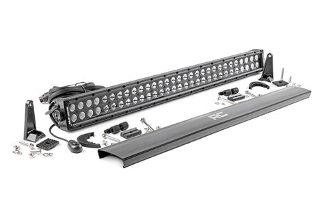 30 Cree Led Light Bar 30 Inch Dual Row Cree Led Light Bar Black Series 70930bl Country Suspension Systems 174
