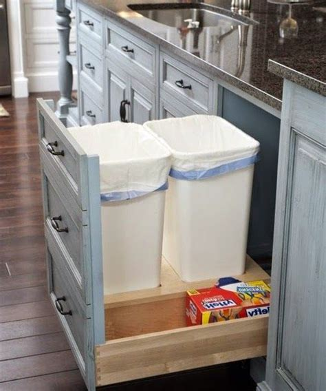 kitchen table with storage underneath pullout trash can kitchen table kitchens
