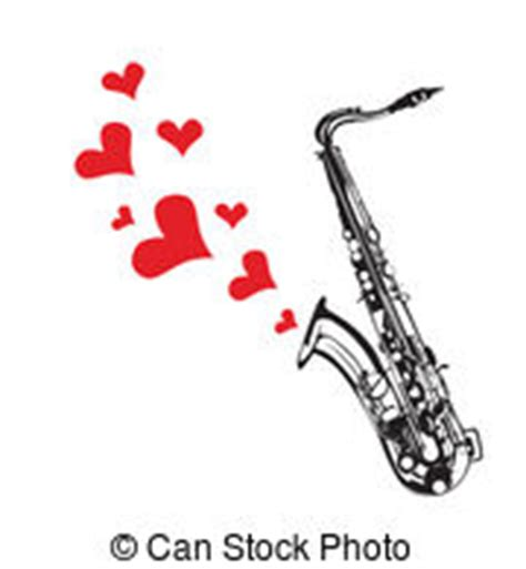 play the valentines song saxophone illustrations and stock 5 385 saxophone