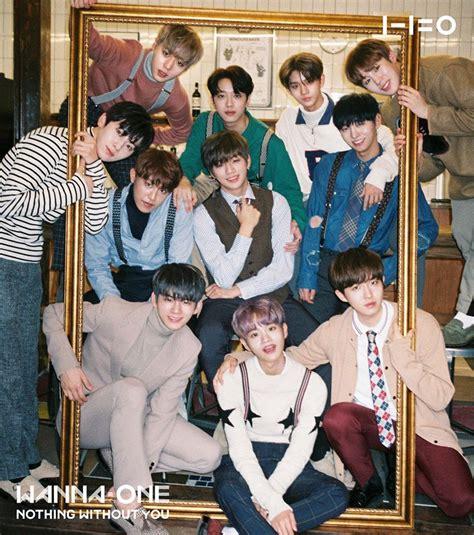 wanna one tung bộ ảnh wanna v 224 one cho mini album 1 1 0 nothing without you 360kpop net