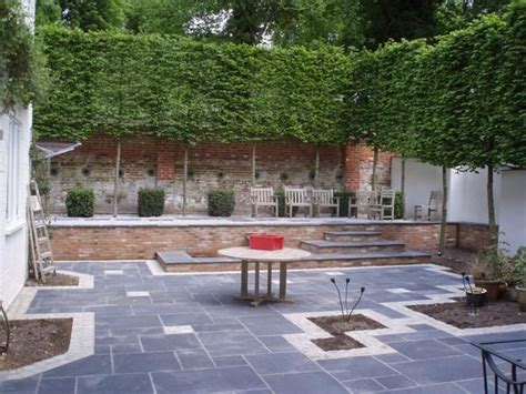 backyard courtyard designs privacy garden pinterest gardens design and