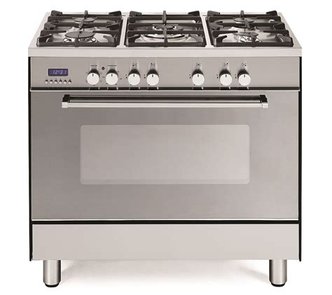 Oven Cooktop - delonghi freestanding oven with gas cooktop and wok