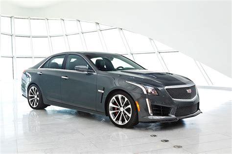 2017 Cadillac Cts V by 2017 Cadillac Cts V Review Autoevolution