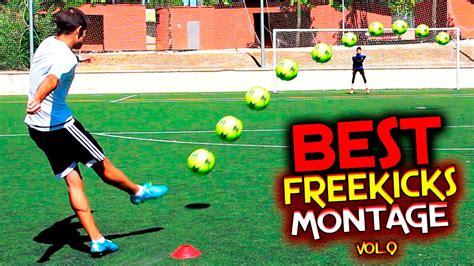 best free kicks best free kicks montage vol 9