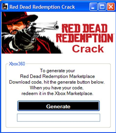 Redemption Key dead redemption key generator for free