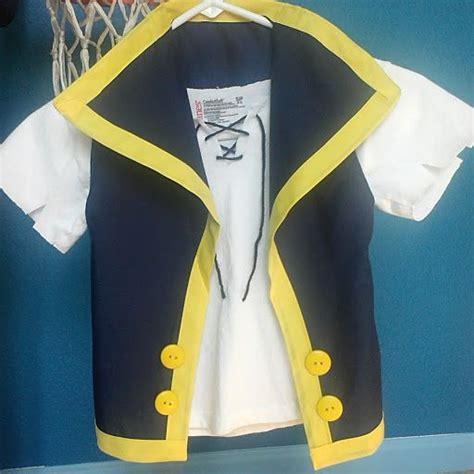 Pattern Jake Pirates | jake and the neverland pirates costume tutorial craft