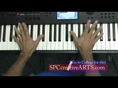 tutorial piano funk superstition how to play funky piano my love for the