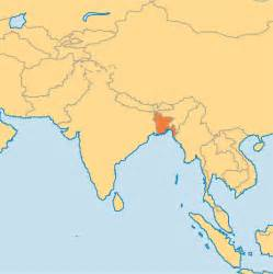 where is dhaka on the world map mar 02 bangladesh operation world