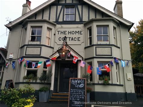 The Home Cottage Redhill by Ten Country Pubs Destinations Detours And Dreams
