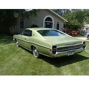 1968 Ford Galaxie Design Specs Collectibility