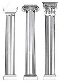 column drawing ae817b4ad6d56de62fac13760489f83a column three ancient