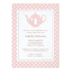 baby shower invitations tea theruntime