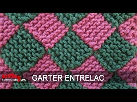 entrelac knitting tutorial 1000 images about knitting on cable drops