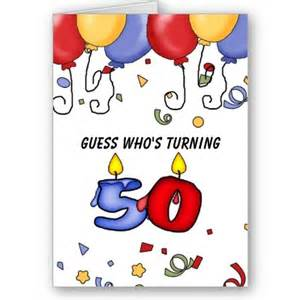 9 best images of free printable cards for 50th birthday 50th birthday cards