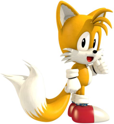 image classic tails.png | character stats and profiles