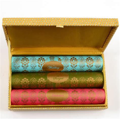 silk wedding invitations india royal scroll invitations manufacturer offered by scroll wedding inviations