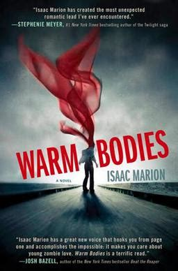 loving isaac books warm bodies